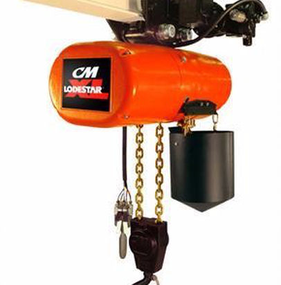 Columbus McKinnon Hoists